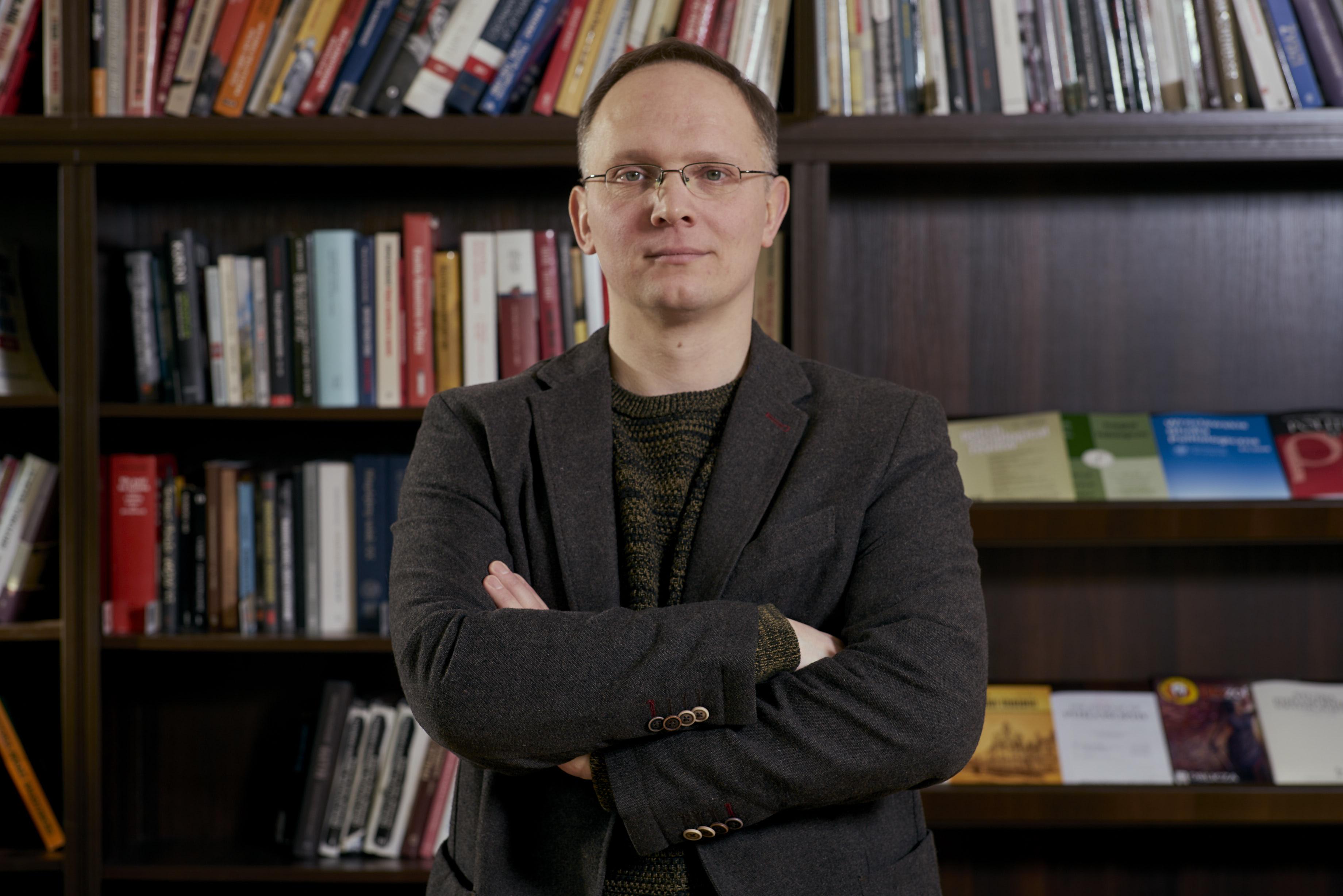 dr Borys Cymbrowski